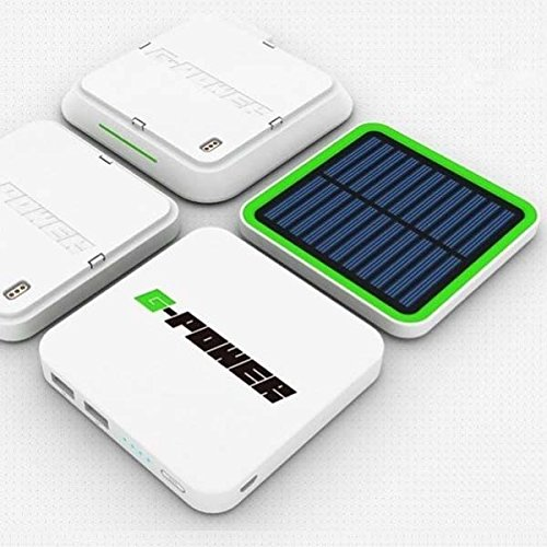 Power Bank Stack Solar